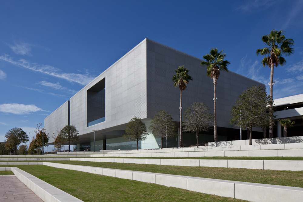 E Amp H Steel Corporation Tampa Museum Of Art